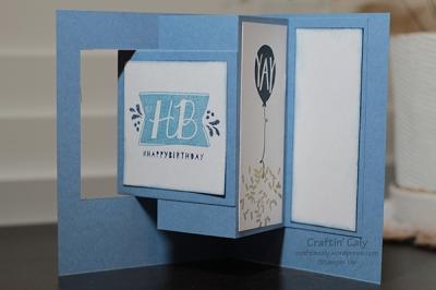 Balloon Bash Flip Card 3