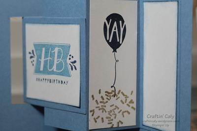 Balloon Bash Flip Card 4