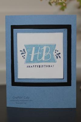 Balloon Bash Flip Card