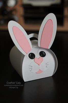 Curvy Keepsake Bunny
