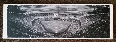 KC Royals Stadium Photo Transfer