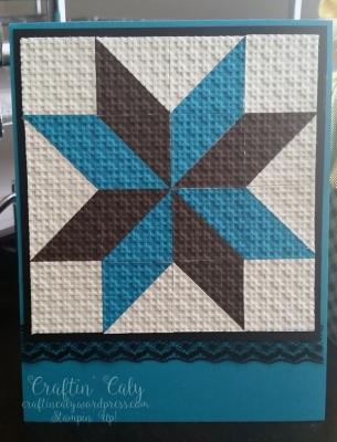 Quilt Card 1