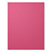 Rose Red Cardstock