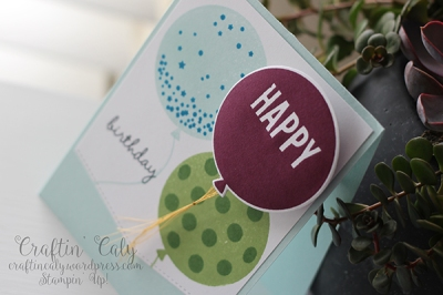 Celebrate Today Birthday Wobble Card1