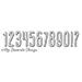 MFT Emmit Numbers & Symbols