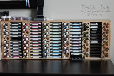 Stamp Storage Rearranged