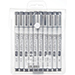 Copic Multiliner SP 10 pc Set
