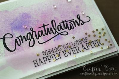 Congratulations  - Wedding 1