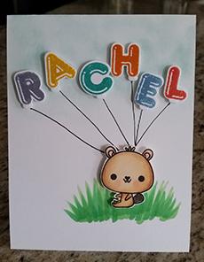 Rachel 2