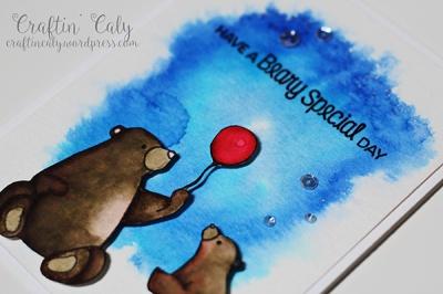 Birthday Bear 3