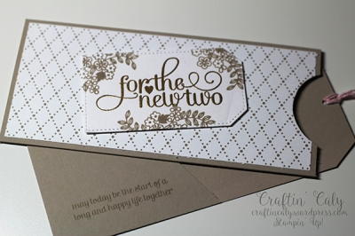 Wedding Money Slider Card 1