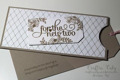 Wedding Money Slider Card 1