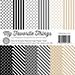 MFT Dots & Stripes Neutral Paper Pack