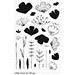 MFT Sketched Blooms