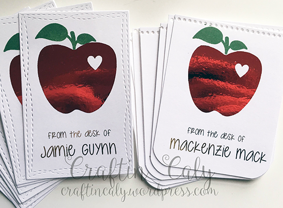 2016 Teacher Card Kit 1