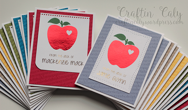 2016 Teacher Card Kit 6