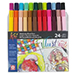 Koi Coloring Brush Pen - 24 ct