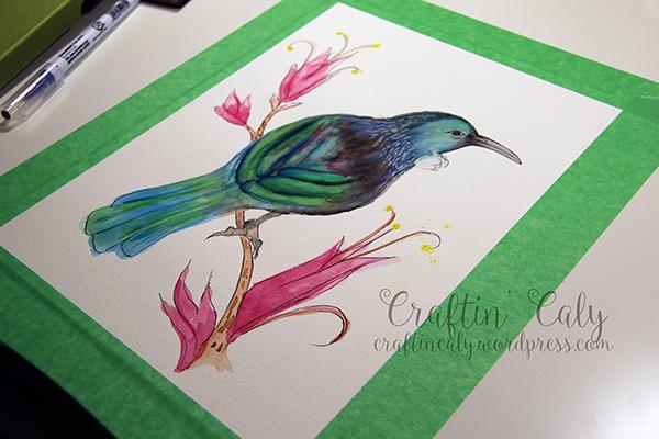 Tui Bird 1