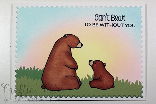 Birthday Bears - Never Alone 1
