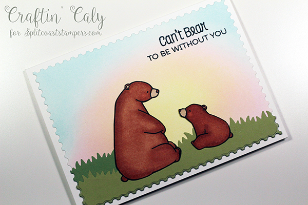 Birthday Bears - Never Alone