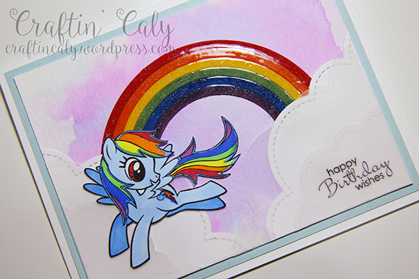 Rainbow Dash Birthday 1