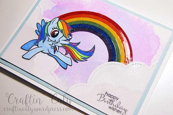 Rainbow Dash Birthday 3