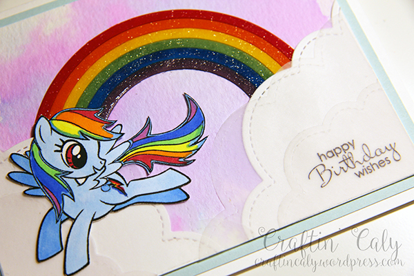 Rainbow Dash Birthday