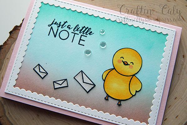 Birdie Note