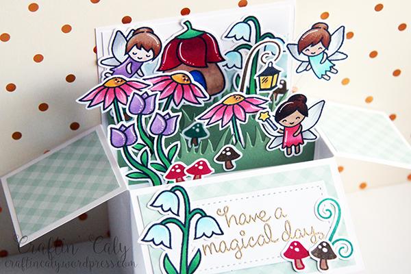Fairy Card in a box 1
