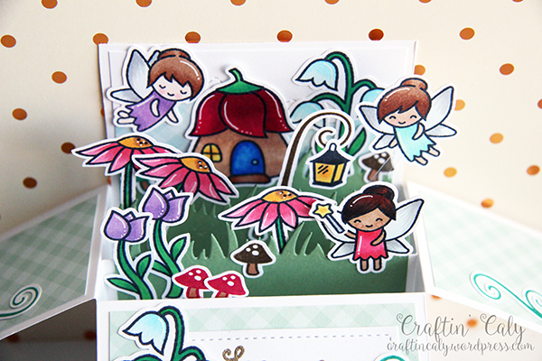 Fairy Card in a box 2