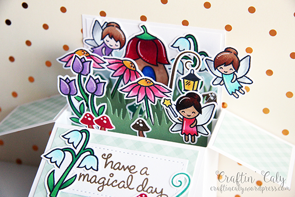 Fairy Card in a Box