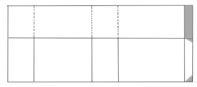Horizonal Card in a Box Image