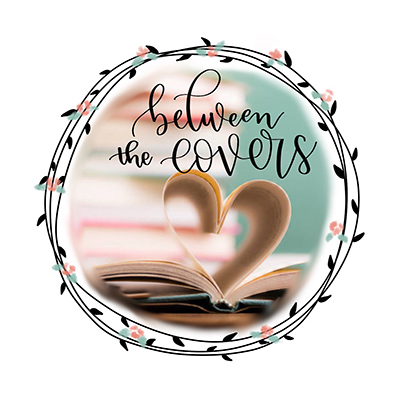 Between The Covers Bookclub Logo