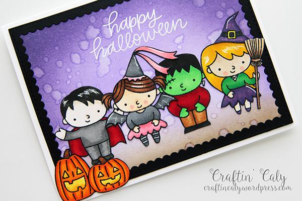 Halloween Friends 1
