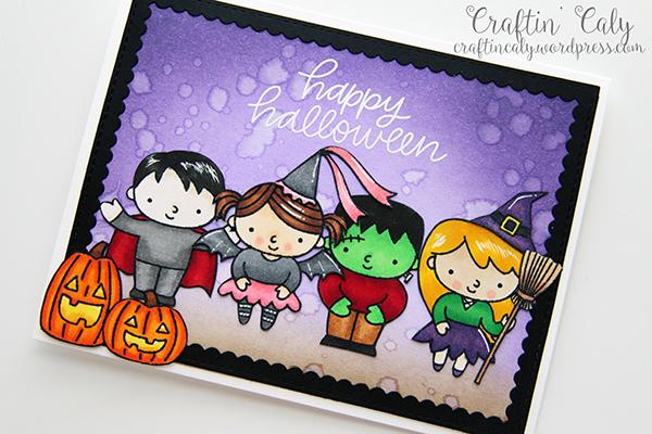 Halloween Friends 2