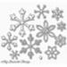 MFT Layered Snowflakes