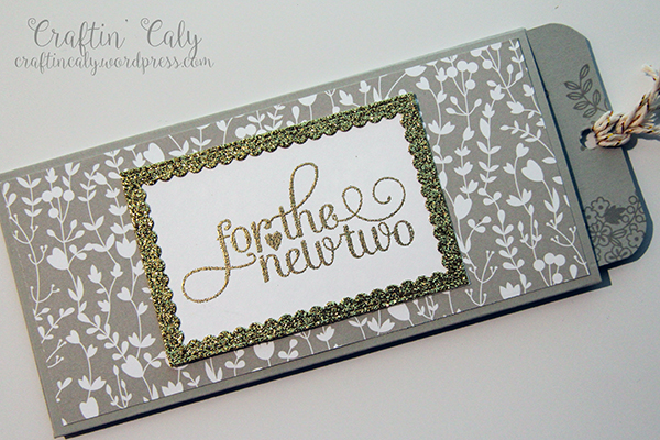 Wedding Slider Card