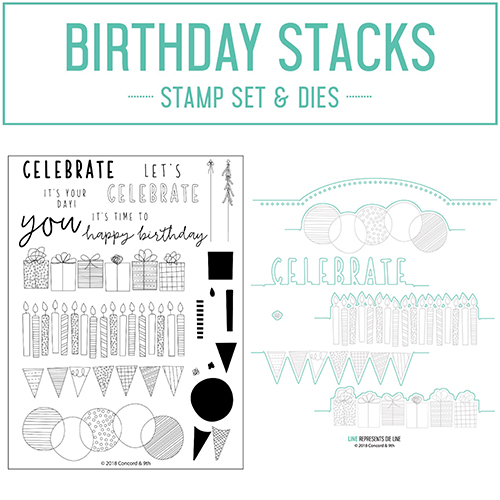 Birthday Stacks Products