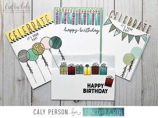 Blog Birthday Stacks Projects