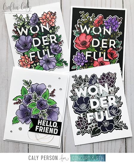 Blog Wonderful Florals Projects