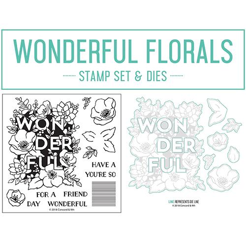 Wonderful Florals Bundle