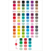 Altenew 84 Crisp Dye Ink Mini Cubes