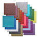 SSS Assortment Glitter Cardstock