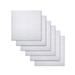 SSS White Glitter Cardstock