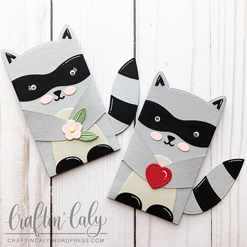 Woodland Racoons