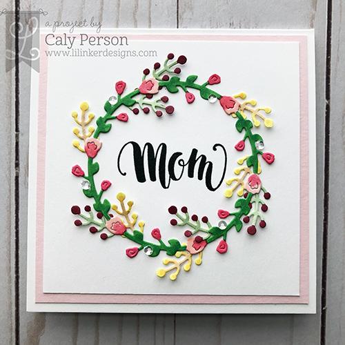 Caly - Spring Wreath - WM