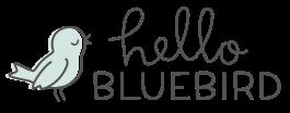Hello Bluebird Logo