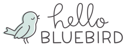 Hello Bluebird Logo