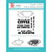 LID Super Coffee Stamp & Die Bundle