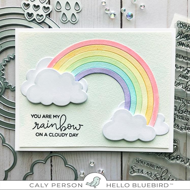 Rainbow Sky WC